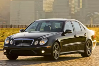Mercedes S/C automatic or similar
